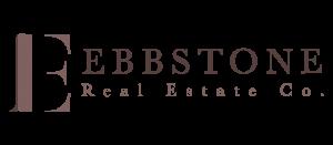 ebbstone real estate hor logo
